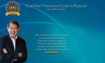000: Your First Thousand Clients with Mitch Russo