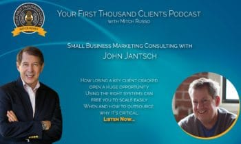002: Small Business Marketing Consulting with John Jantsch