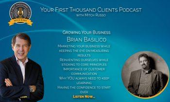 21: Brian Basilico Cracks The Code: Marketing Magic
