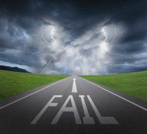 Ways to Fail