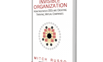 The Invisible Organization Is Now Available!